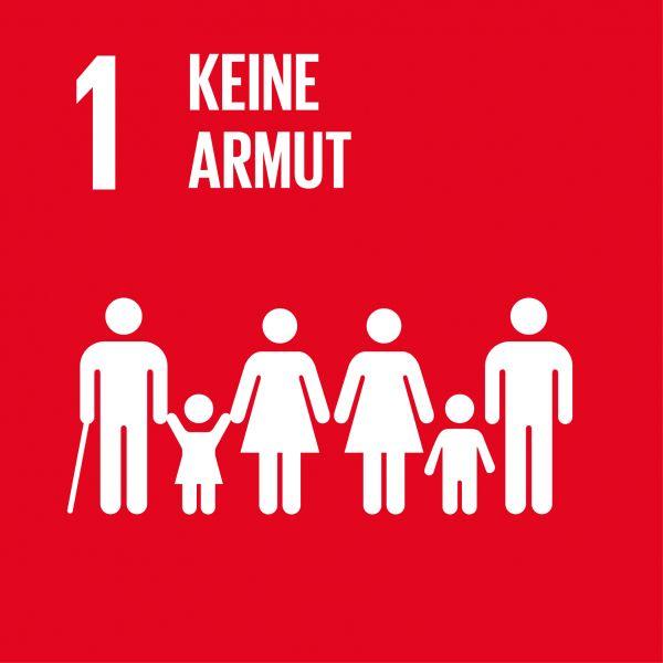 Ziele nachhaltige Entwicklung - Keine Armut