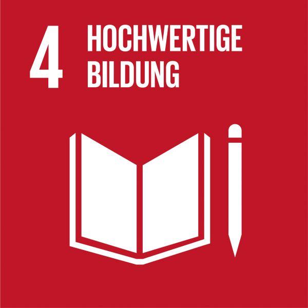 Ziele nachhaltige Entwicklung - Hochwertige Bildung