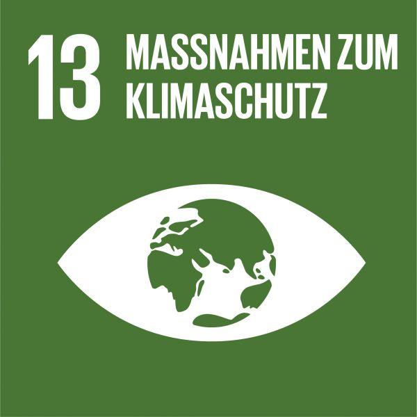 Ziele nachhaltige Entwicklung - Massnahmen zum Klimaschutz
